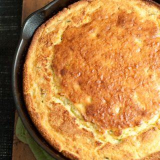 Sour Cream & Onion Cornbread http://www.lanascooking.com/sour-cream-onion-cornbread/