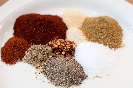 Homemade Taco Seasoning Mix - spices