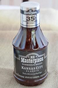 KC Masterpiece Kansas City Classic Barbecue Sauce