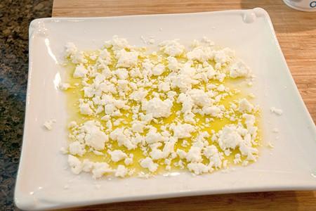 Add Feta cheese for My Big Fat Greek Appetizer