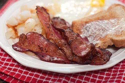 Farmland Giveaway - Steak-Seasoned Thick Cut Bacon