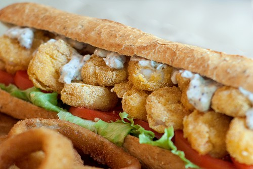 Pics Photos - Fried Shrimp Po Boys