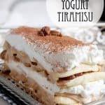 Cappuccino Yogurt Tiramisu