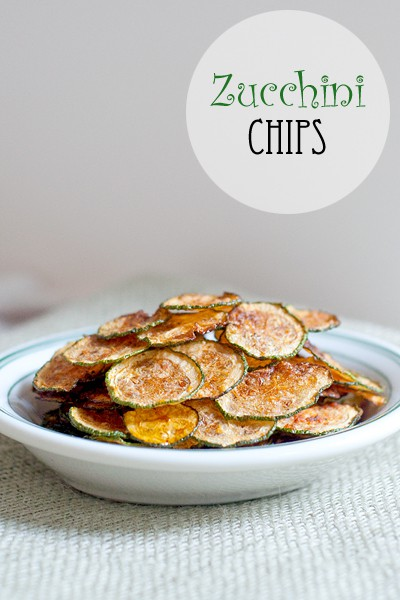 Zucchini Chips | Never Enough Thyme — Never Enough Thyme