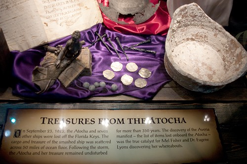 St. Augustine Pirate and Treasure Museum - Treasures from the Atocha