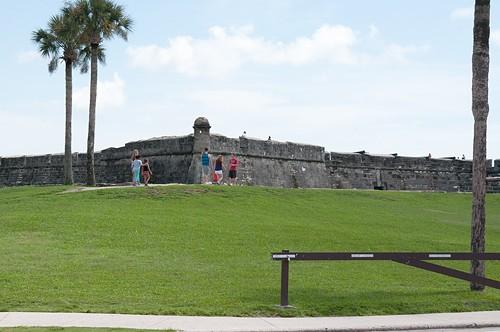 Castillo de San Marcos - St. Augustine