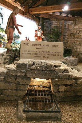 Fountain of Youth - St. Augustine
