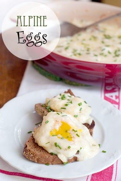 Alpine Eggs