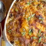 Easy Weekend Breakfast Strata