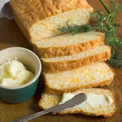 Cheddar Dill Quick Bread