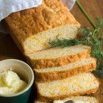Dill Cheese Quick Bread
