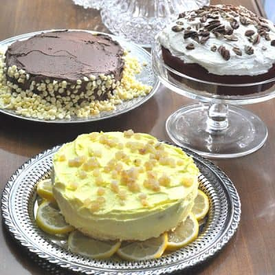 Perfect Size Cakes for Everyday Celebrations