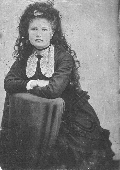 Lucy Frances Griffin Matthews