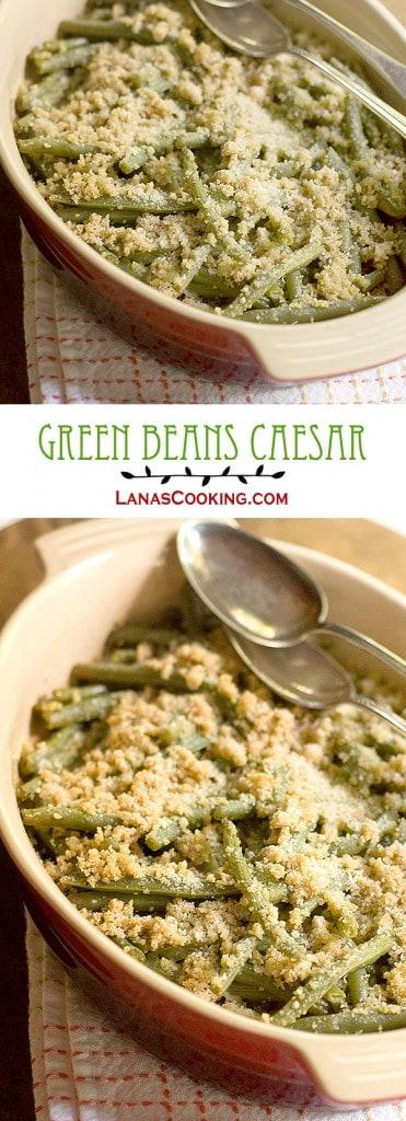 Green Beans Caesar