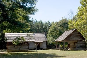 Farm Dwelling at New Echota