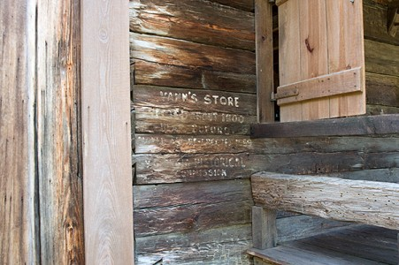 New Echota Cherokee Capital - Vann's Tavern Established 1800