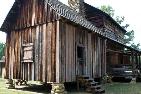 New Echota Cherokee Capital - Vann's Tavern