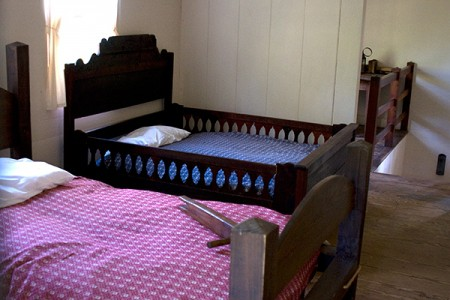 New Echota Cherokee Capital Worcester House Beds