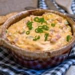 Warm Ham and Cheese Spread