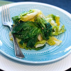 Braised Escarole