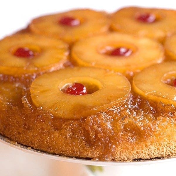 Pineapple Upside Down Cake - Never Enough Thyme