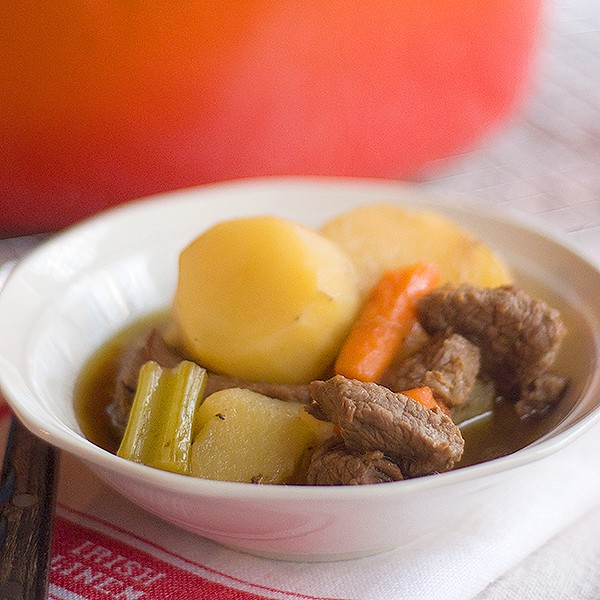 Enjoy this classic Irish Stew for St. Patrick's Day or any time! From @NevrEnoughThyme http://www.lanascooking.com/irish-stew