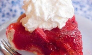 Fresh Strawberry Pie
