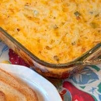 This Hash Brown Casserole is the centerpiece of a hearty breakfast. Full of shredded potatoes and cheese! From @NevrEnoughThyme https://www.lanascooking.com/hashbrown-casserole/