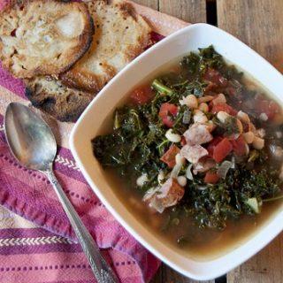 Sausage and Kale Soup