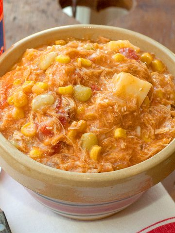 Old Fashioned Brunswick Stew