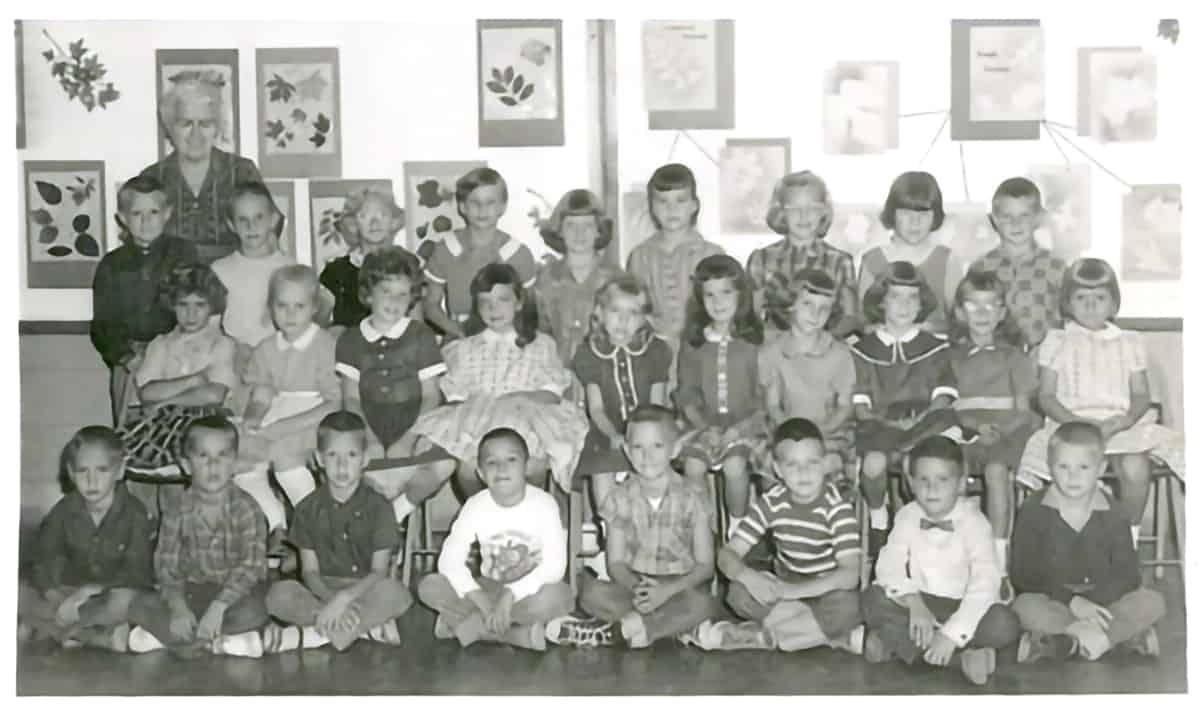 Colquitt Elementary School second grade class 1961. Graduating class Miller County High School 1972.
