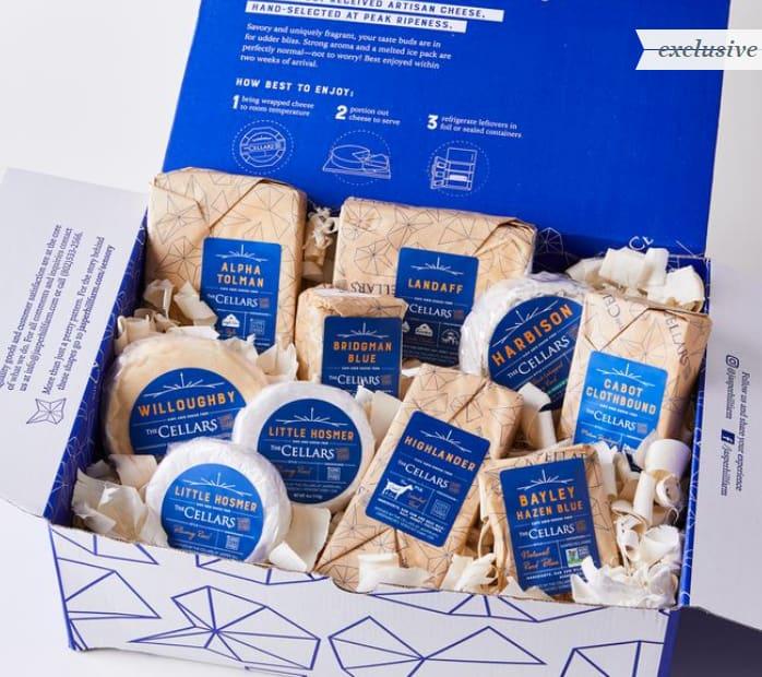Jasper Hills Cheese Tasting Box